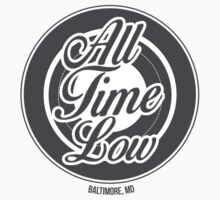 all time low logo tee by Chloe Reynolds
