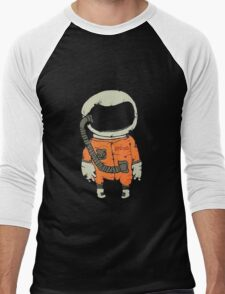 Little Astronaut Men's Baseball ¾ T-Shirt