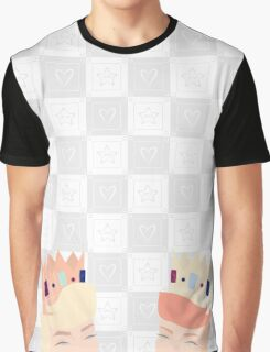 P R I N C E_P E A C H x 2 : R E G A L Graphic T-Shirt