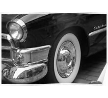 American Classic - Cadillac Poster