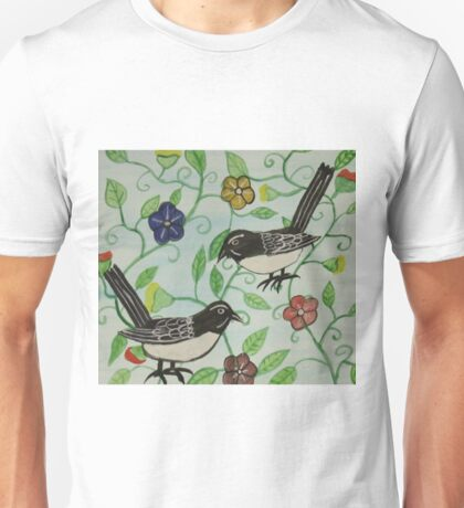 willy wagtail Unisex T-Shirt