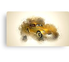 vw clasic Canvas Print