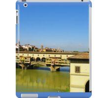 Ponte Vecchio iPad Case/Skin