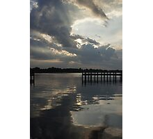Moriches Bay Photographic Print