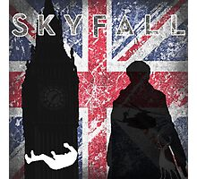 Skyfall Photographic Print