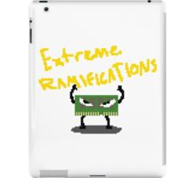 Extreme Ramifications iPad Case/Skin