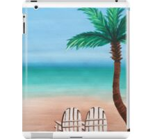 Beach Serenity iPad Case/Skin