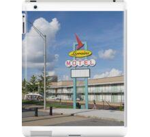 Lorraine Motel Memphis Tenn. iPad Case/Skin