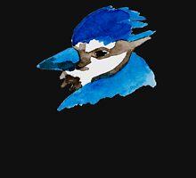 Blue Jay Watercolor Men's Baseball ¾ T-Shirt