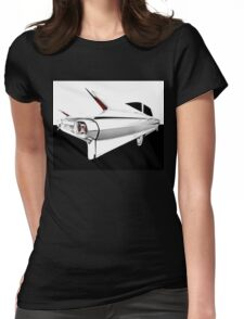 1961 Cadillac Series 62 Womens Fitted T-Shirt