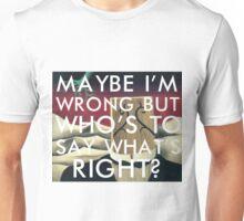 world turning (magritte) Unisex T-Shirt