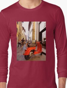Italian Lifestyle Long Sleeve T-Shirt
