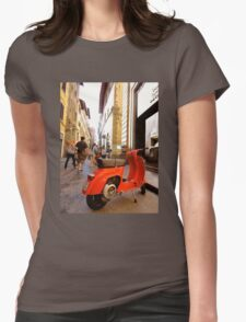 Italian Lifestyle Womens Fitted T-Shirt