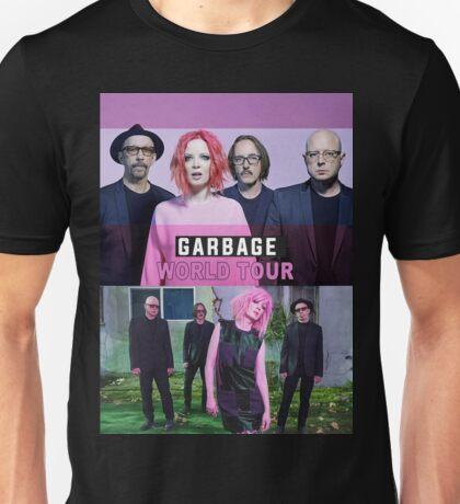 Dwi02 Garbage Tour 2016 Unisex T-Shirt