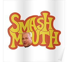 Smash Mouth Chris Harwell O Poster