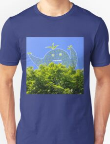 Happy Tree Monster Unisex T-Shirt