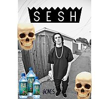 BONES TeamSesh Photographic Print