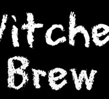 Witches Brew Sticker