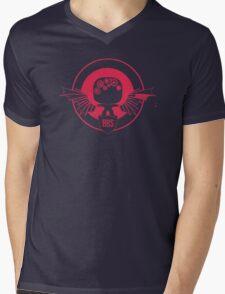 BBS Avatar Logo Mens V-Neck T-Shirt