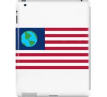 FUTURAMA | EARTH FLAG | CHEST LOGO iPad Case/Skin