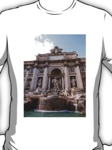 The Great Fountain View T-Shirt