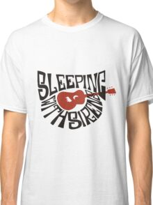 SLEEPING WITH SIRENS 2BAR Classic T-Shirt