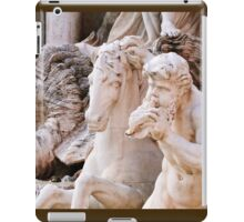 Trevi Fountain iPad Case/Skin