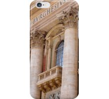 The Balcony iPhone Case/Skin