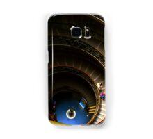Colored Stairwell Samsung Galaxy Case/Skin