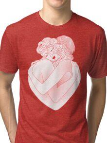 Love Embrace Tri-blend T-Shirt