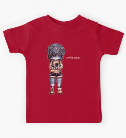 Smile Baby - Retro Tee Kids Clothes