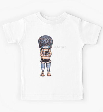 Smile Baby - Retro Tee Kids Tee