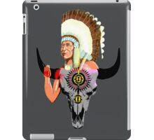 Plains Indian iPad Case/Skin