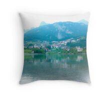 Molveno / Trentino / Italy (north) ~6~ Throw Pillow