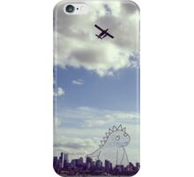 Seattle Monster iPhone Case/Skin