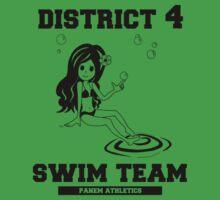 District 4 Swim Team by Seta-Suzume