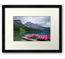 I'll Be By Your Side Framed Print
