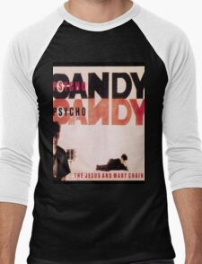 Psychocandy Men's Baseball ¾ T-Shirt