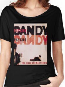Psychocandy Women's Relaxed Fit T-Shirt