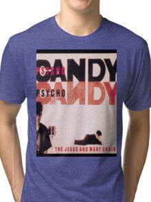 Psychocandy Tri-blend T-Shirt