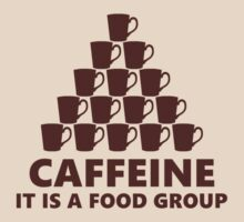 Coffee is a Food Group by ezcreative