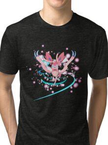 Fairy Fox Tri-blend T-Shirt
