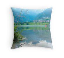 Molveno / Trentino / Italy (north) ~7~ Throw Pillow
