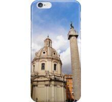 Piazza Venezia iPhone Case/Skin