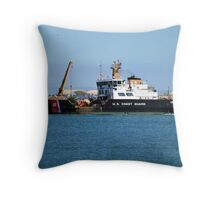 Ready To Rescue Throw Pillow