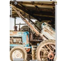Farm History iPad Case/Skin