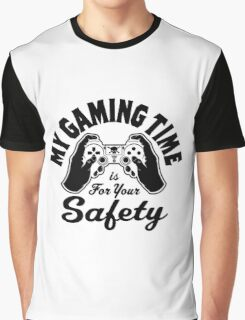 My Gaming Time Graphic T-Shirt
