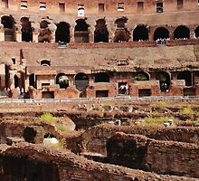 Colosseum by Cristy Hernandez