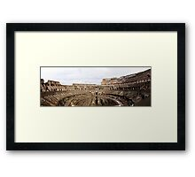 In all its glory Framed Print