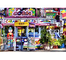 Carnival Goodies Photographic Print